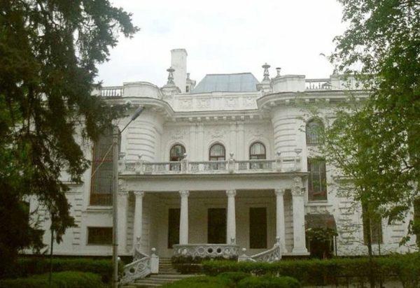 Загородные дома и квартиры Валентины Матвиенко