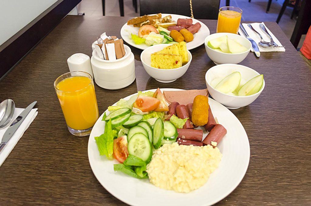 Полезные шифры: особенности типов питания в отелях