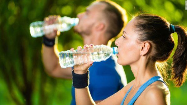 хватит пить воду