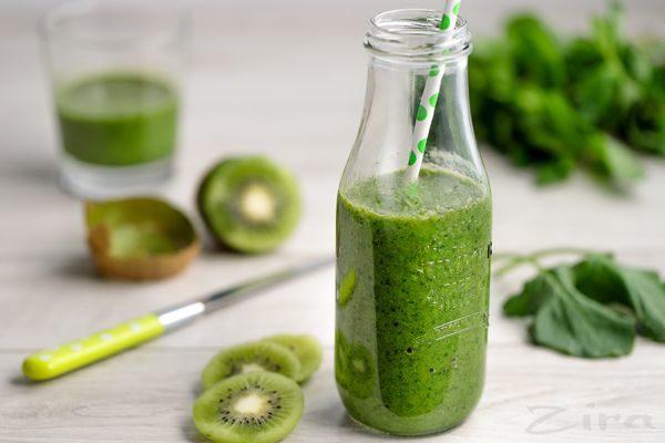 Зеленые смузи для очищения организма: десятка лучших
