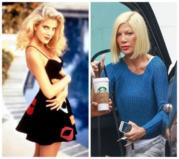 Как сейчас выглядят актеры из сериала «Беверли Хиллз 90210»