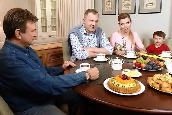 Где живут Скабеева и Попов: интерьер и фото квартиры