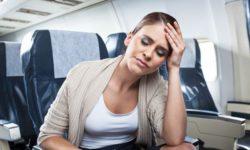 Как справиться с укачиванием в самолете: полезные советы