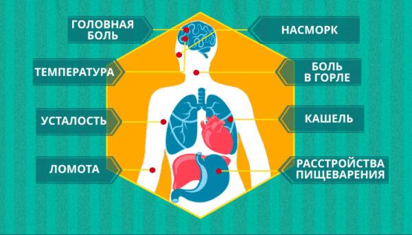 Есть ли коронавирус в России и в каких городах