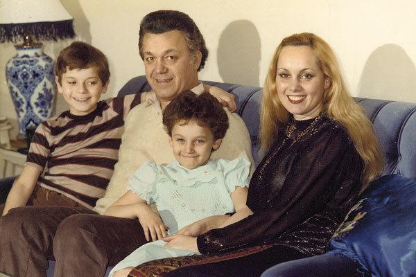 Наталья Раппопорт: биография дочери Кобзона, личная жизнь, чем занимается и свежие фото 2020 года