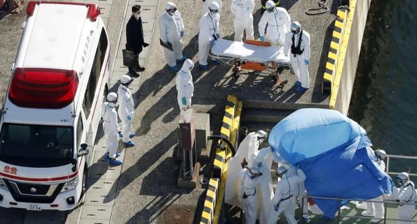 1000 людей стали узниками на круизном лайнере на 2 недели из-за коронавируса