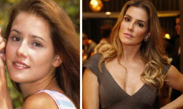 Как сейчас выглядят актеры из бразильского сериала «Нежный яд»