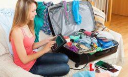 Вещи, которые мы чаще всего забываем взять с собой в поездку