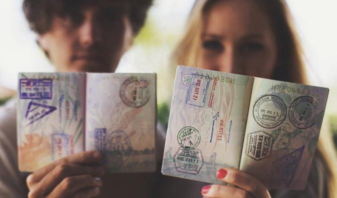 vizy v pasporte