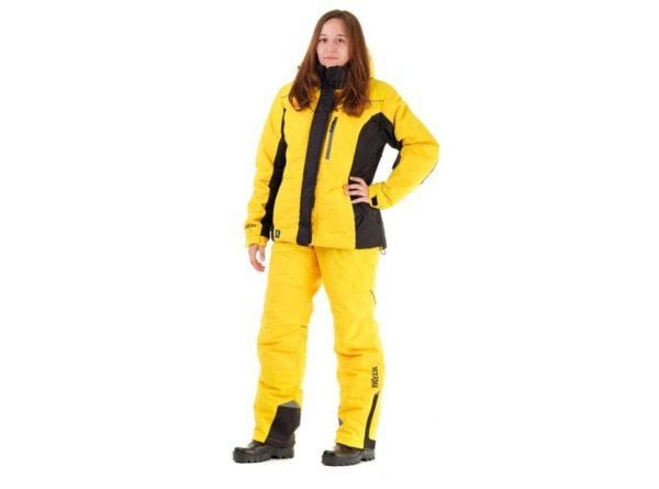 женский костюм для зимней рыбалки