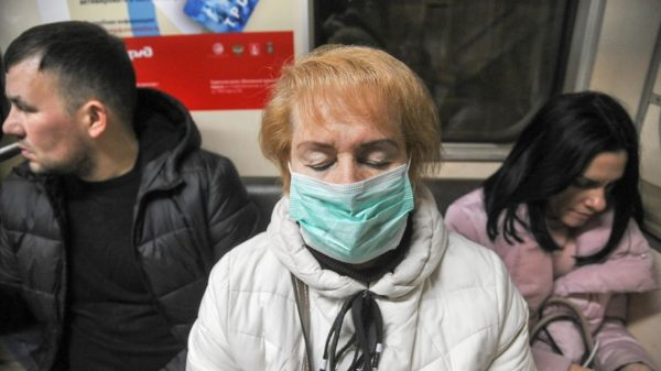Статистика жертв от коронавируса в России