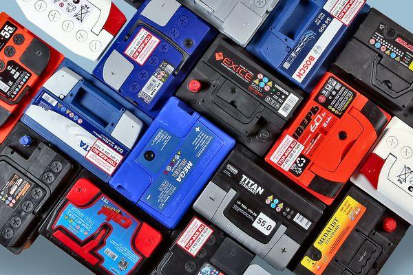 Автоаккумуляторы: типы, сравнение, рейтинг
