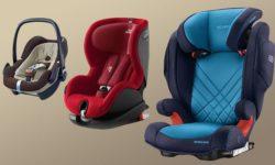 Как выбрать самые надежные детские кресла в автомобиль