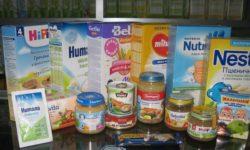 Рейтинг лучших производителей детского питания и их сравнение