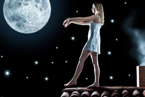 Лунатизм или почему мы ходим и разговариваем во сне
