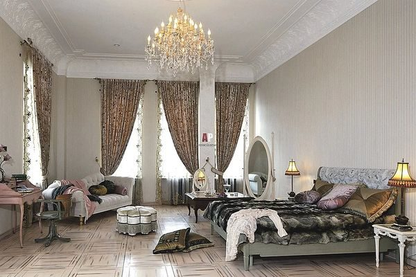 Шикарные апартаменты замка Пугачевой и Галкина