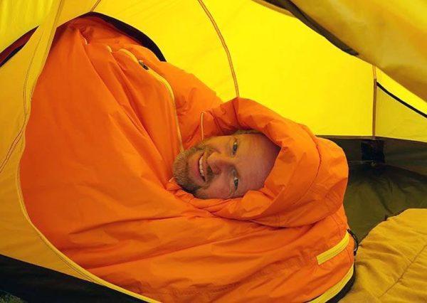 Пять лайфхаков для комфортного проживания в палатке