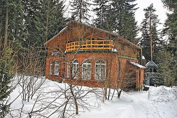 дом Ахеджаковой
