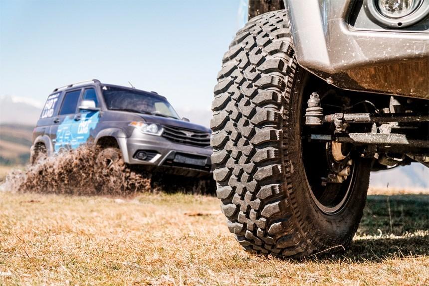 Рейтинг самых надежных и востребованных внедорожных шин для авто
