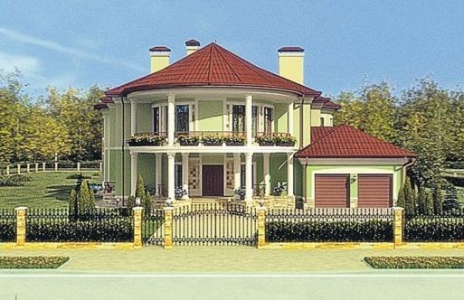 Как выглядит дом Брежневой и Меладзе