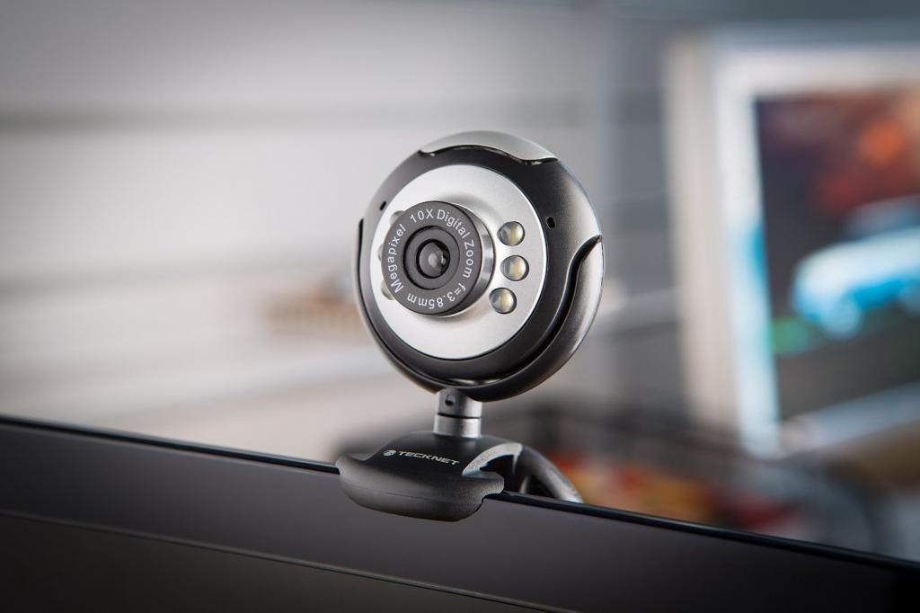 Лучшие модели веб камер