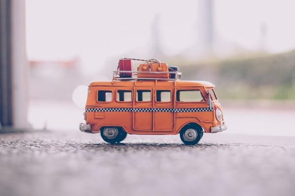 Путешествие на автобусе: что взять с собой в дорогу