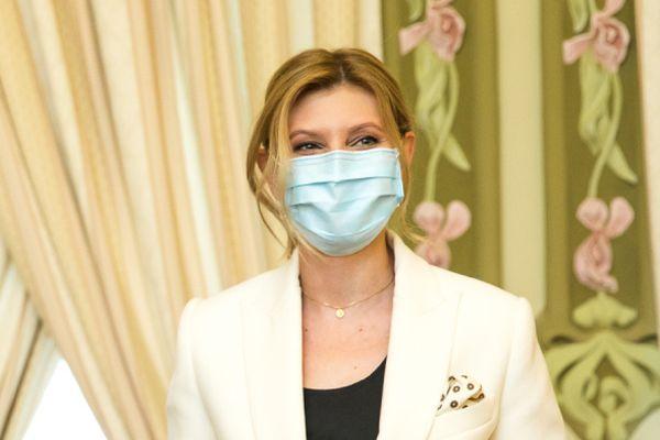 У жены Зеленского обнаружили коронавирус