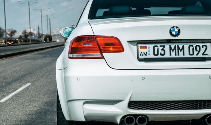 avto s armjanskimi nomerami