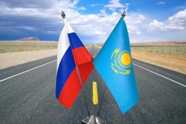 Граница с Казахстаном