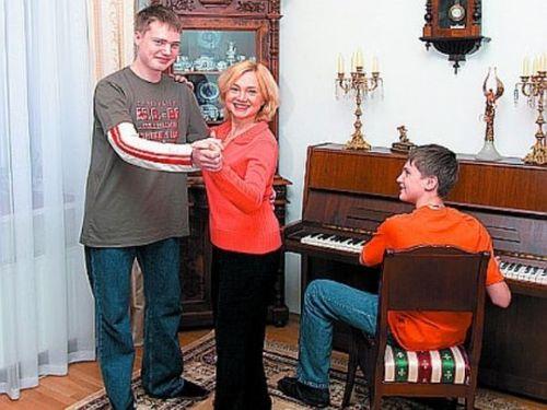 Марина Яковлева и ее уютная квартира в Москве