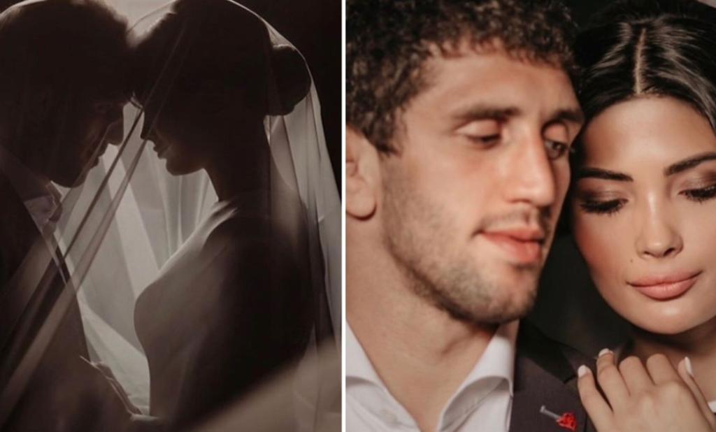 Что случилось на свадьбе Заурбека Сидакова и Мадины Плиевой