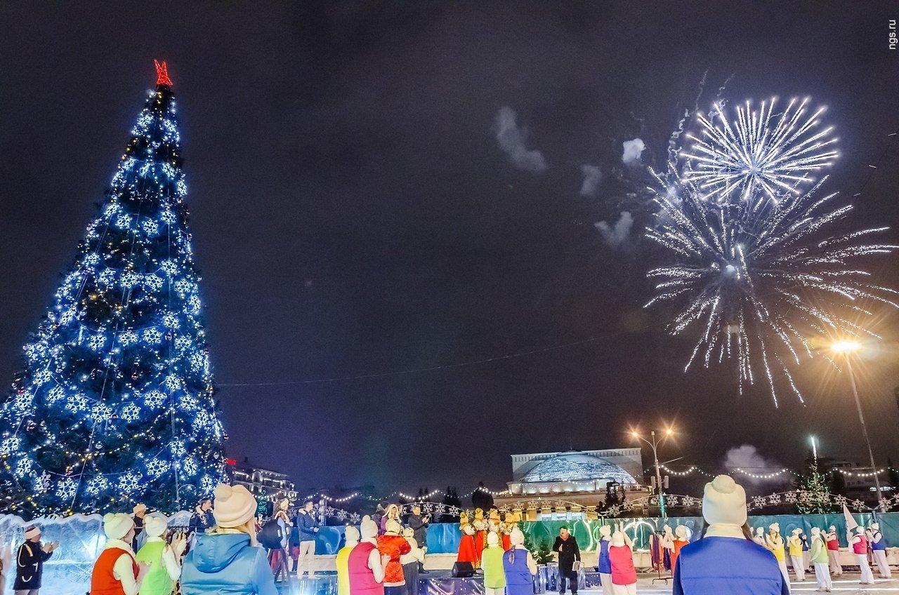 Куда сходить на Новый год 2021 и интересные мероприятия