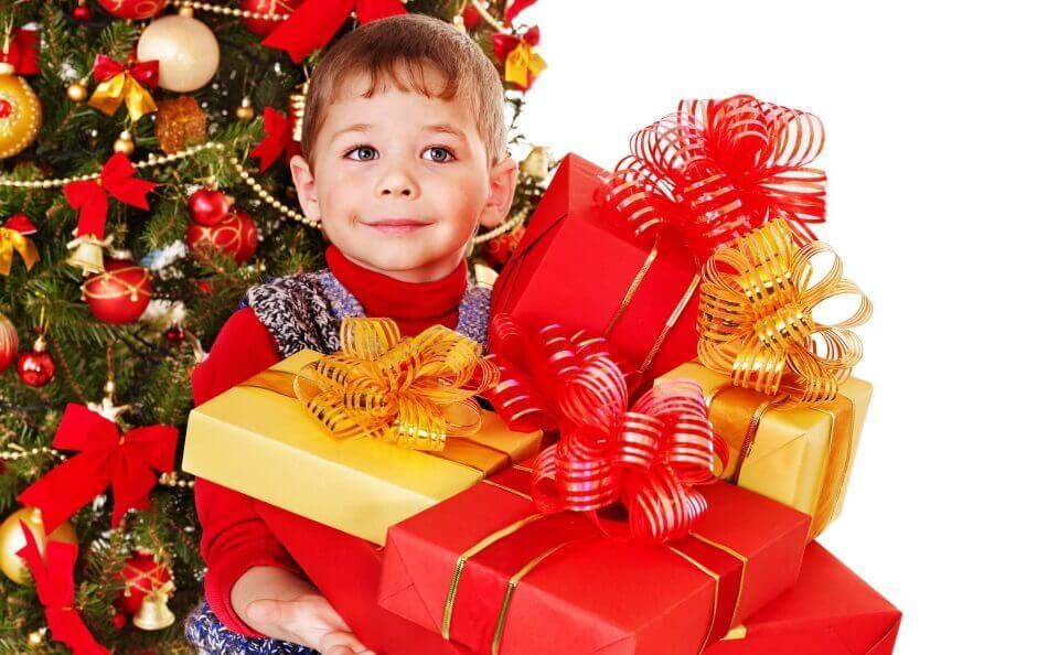 Идеи подарков на Новый год 2021 ребенку