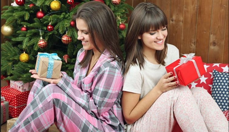 Идеи подарков на Новый год 2021 сестре