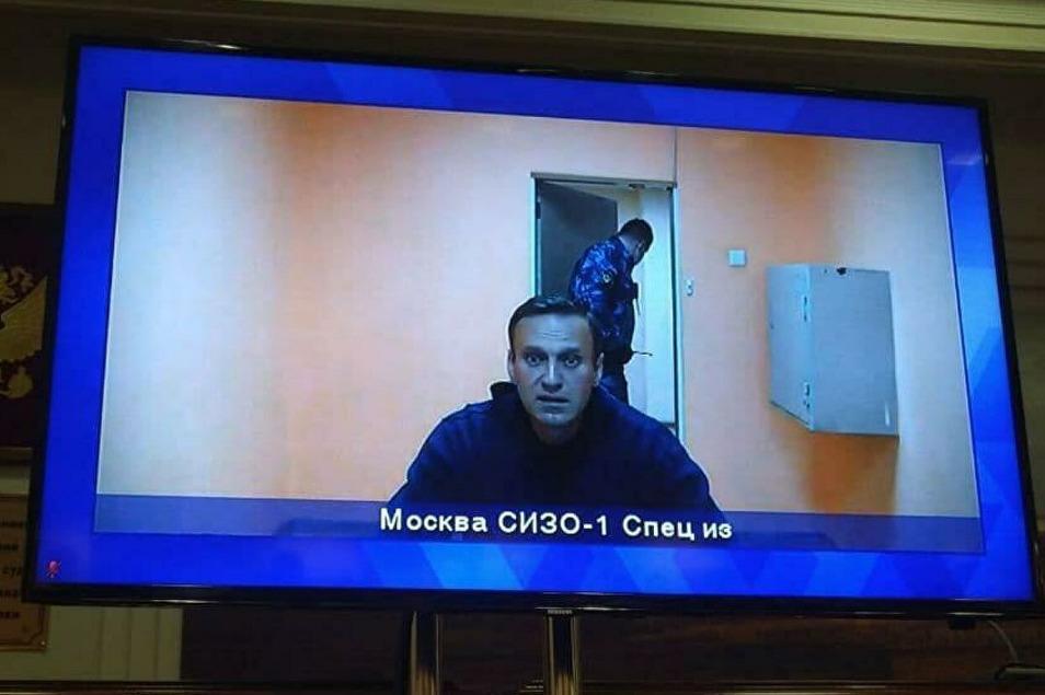 Биография Алексея Навального