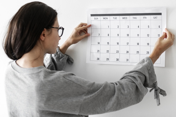 Производственный календарь 2021 года с утвержденными праздниками и выходными
