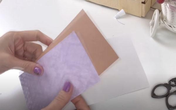 Основа для открытки