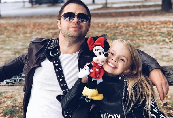 гогунский с дочерью
