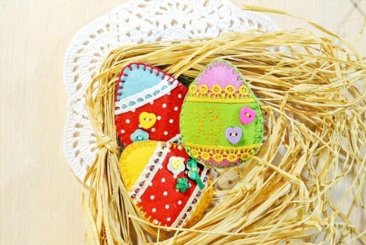 Яйца – крашенки