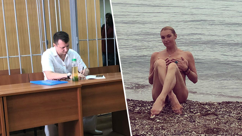 Биография Анастасии Волочковой
