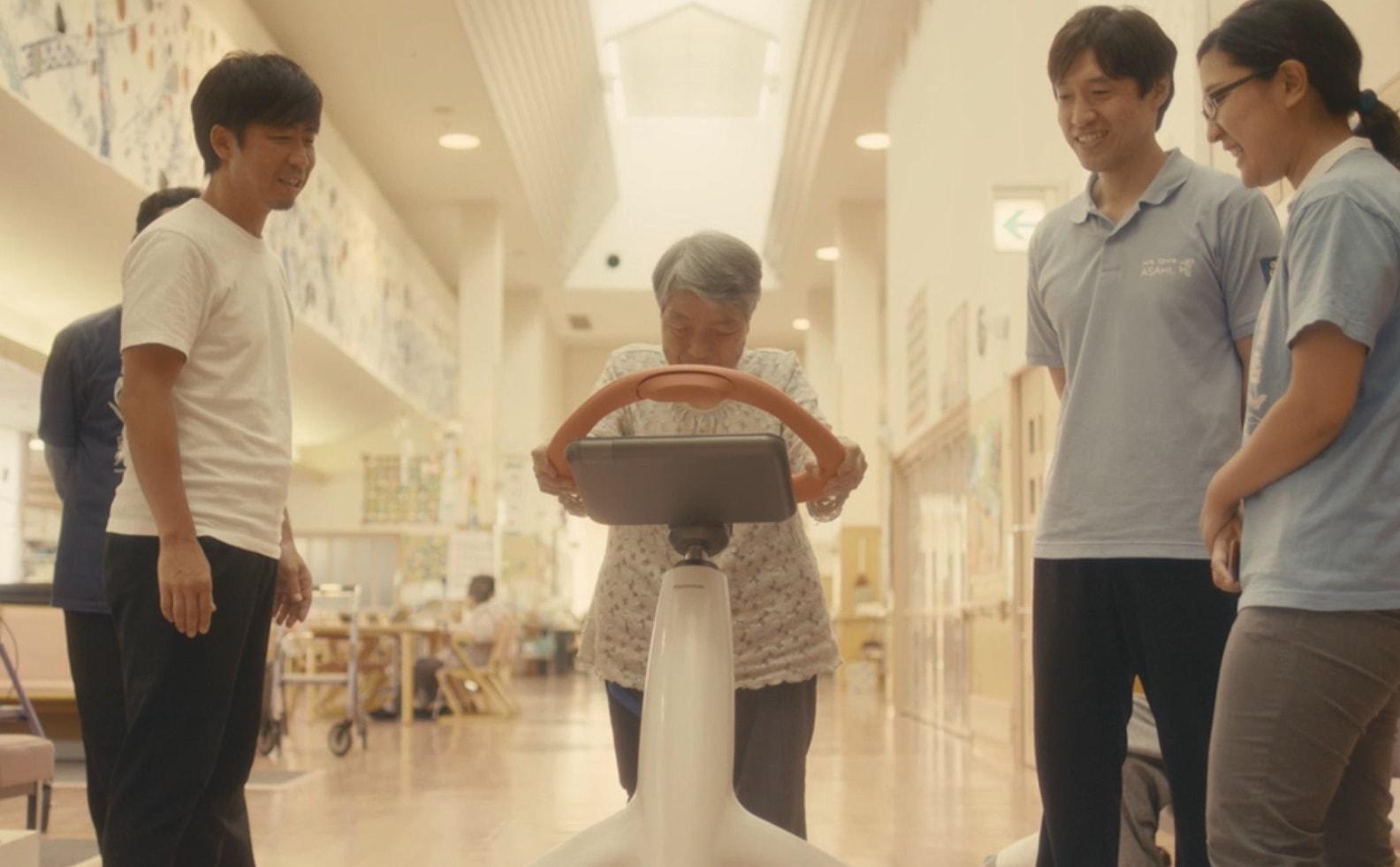 Робот для восстановления ходьбы