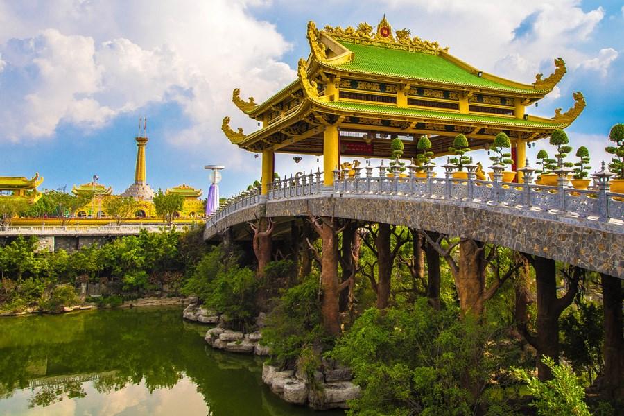 Вьетнам туризм