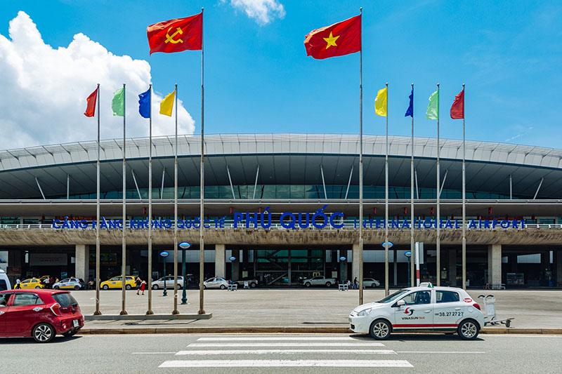 Вьетнам аэропорт